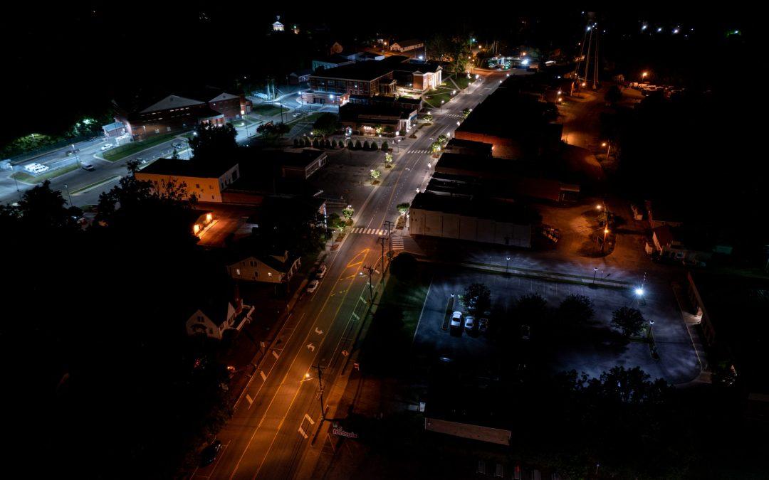 Halifax Street Lights