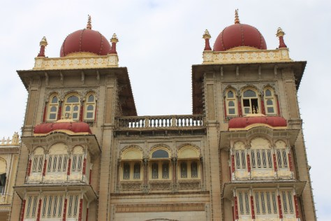 Mysore Palace Towers