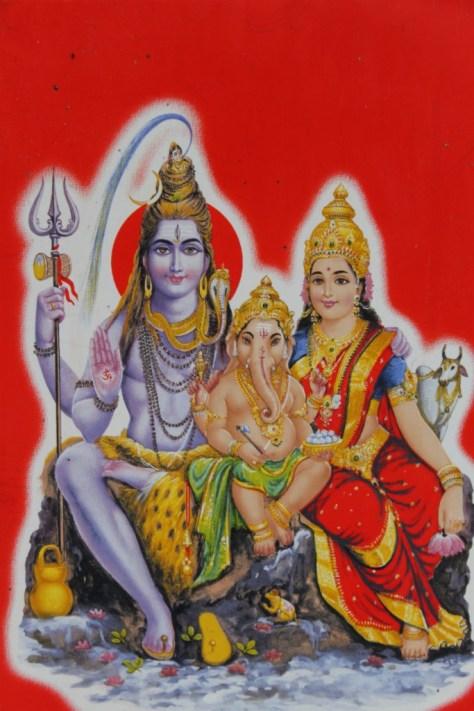 Shiva_Family