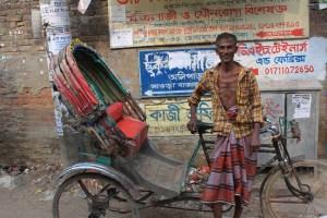 rickshaw Dhaka