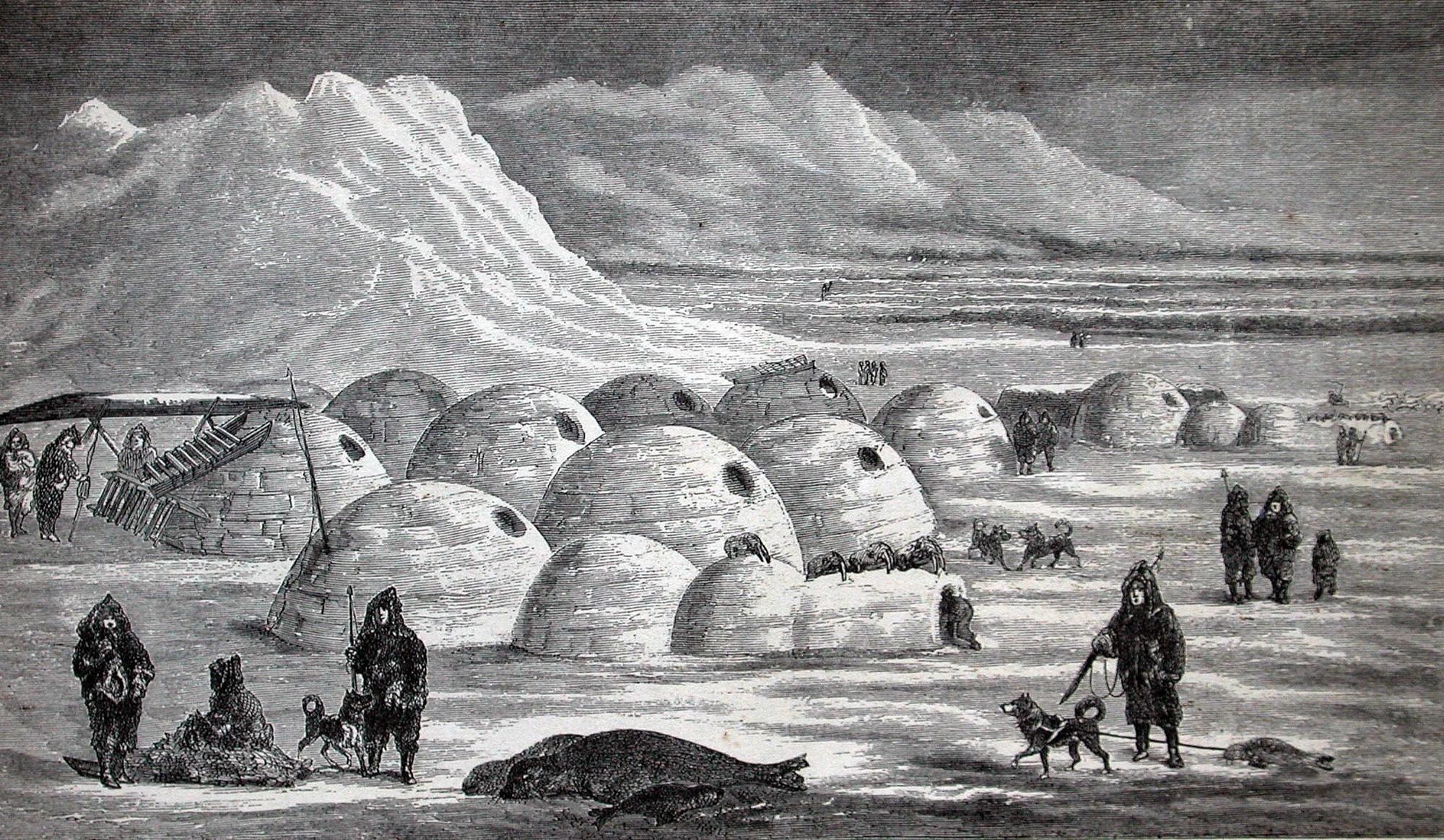 Baharian villages