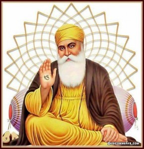 Sikhism guru_nanak