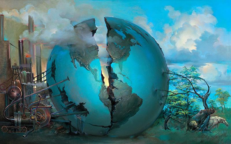 Split Worlds
