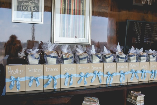 custom treats,   goody bags, nashville