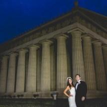 Nashville Bride and Groom