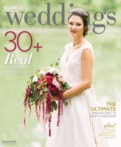 elliott events, nashville wedding planner, published