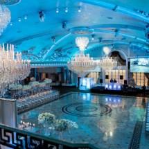 chandeliers, luxury wedding venue