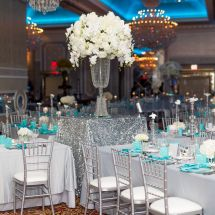 tiffany blue, nil wedding, new jersey wedding planner