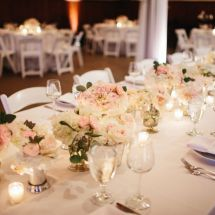 flowers, table scape