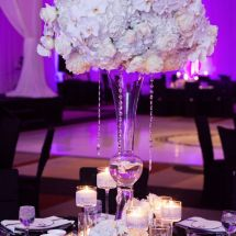 nil wedding, nashville wedding planner, orchid, rose