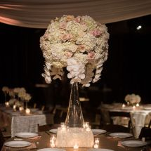 luxury wedding, floral design