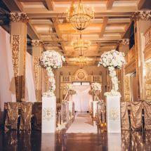 memphis wedding planner, ceremony, aisle runner