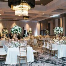 reception, nashville wedding, centerpieces