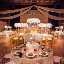 reception, nashville wedding, war memorial