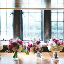 bouquets, purple, florals
