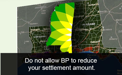 Small Business Owner BP Settlement Case