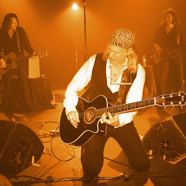 Elliott Murphy - 2008: On My Knees On My Feet On My Cover