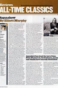 Elliott Murphy - Uncut Aquashow Review