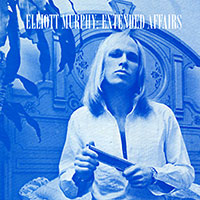 Elliott Murphy - Affairs Alternate LP Cover From Spain