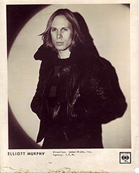 Elliott Murphy - Just A Story From America Publicity Photo