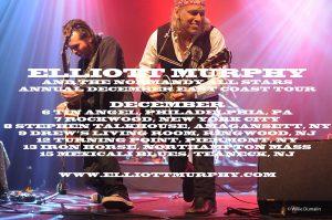 Elliott Murphy - Tour Poster