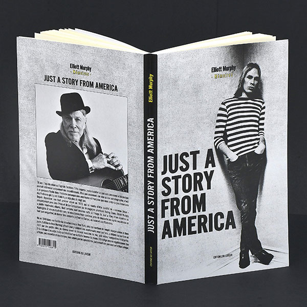 Elliott Murphy - Just A Story From America - French Version