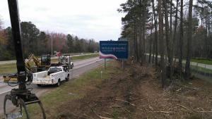 Elliott Tree Service Biomass Production Williamsburg Va