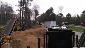 elliott tree service biomass production williamsburg va