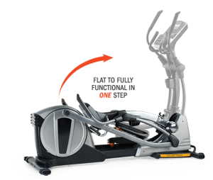 NordicTrack SpaceSaver SE9i (Folding Elliptical)