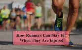 How Runners Can Stay Fit When They Are Injured