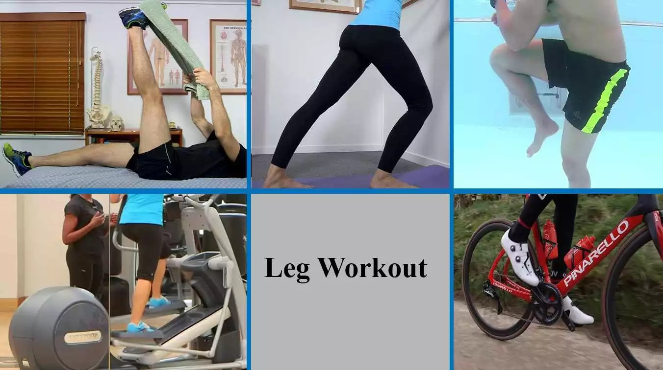 Leg Workout leads to better brain health