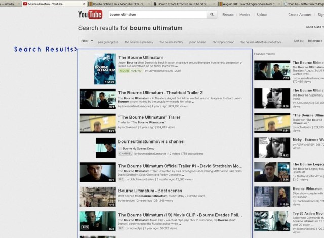Using SEO And SEM Basics To Optimise Your Youtube Videos