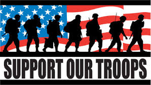Image result for support our troops