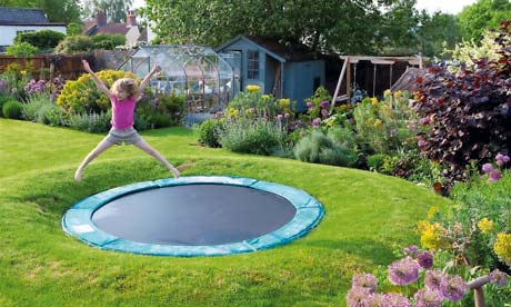Great Ideas For A Beautiful Yet Child Friendly Garden Ellis And