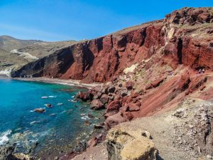 Red Beach, Kokkini, Santorini (Thira)