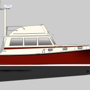36 Flybridge Cruiser