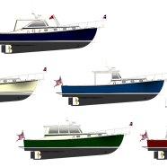The Six Ellis 36 Models