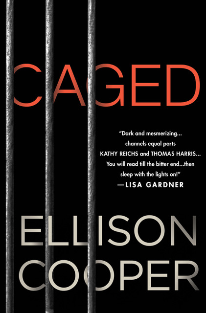 Image result for caged elliston cooper book