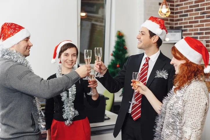 christmas party 8 ways