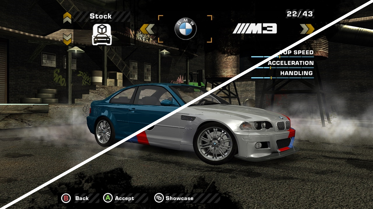 Bmw m3 need for speed most wanted | BMW M3 GTR Street Mod for NFS