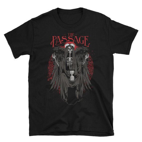 Elliz Clothing The Passage Grim Reaper Tshirt