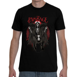 Elliz Clothing The Passage Grim Reaper Tshirt men