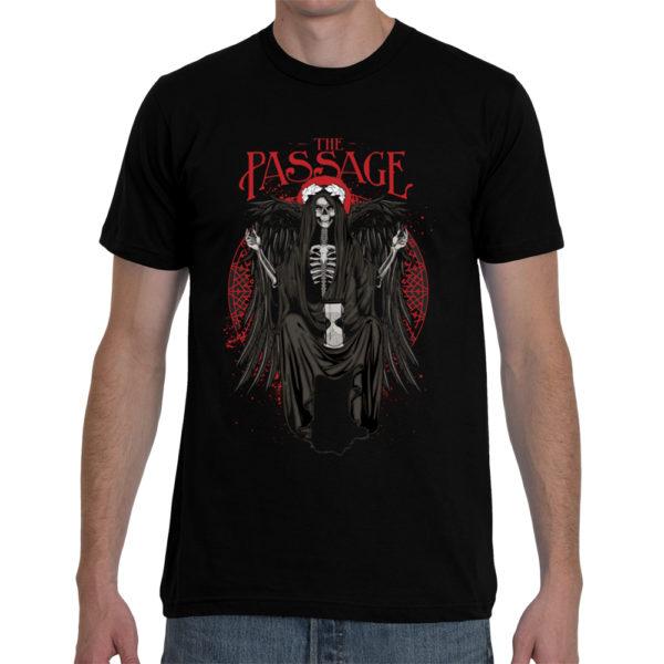 Elliz Clothing The Passage Grim Reaper Tshirt men