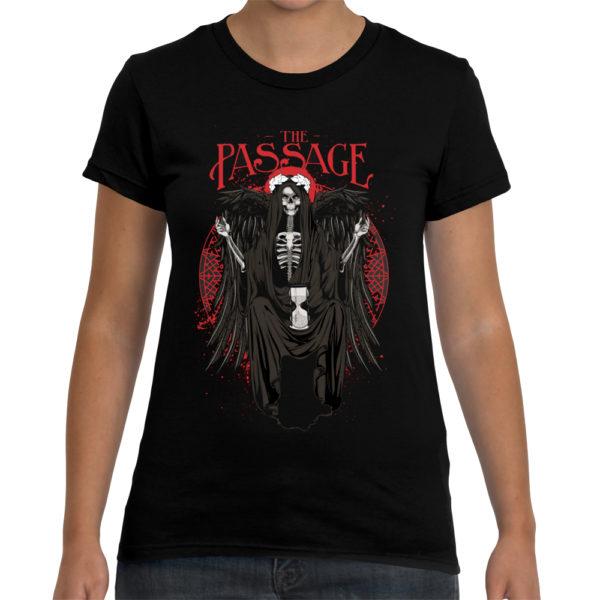 Elliz Clothing The Passage Grim Reaper Tshirt women