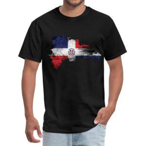 Camiseta de Bandera de la República Dominicana