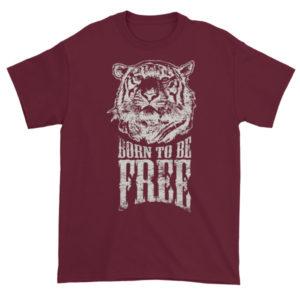 Elliz Clothing Born to be free camiseta de tigre
