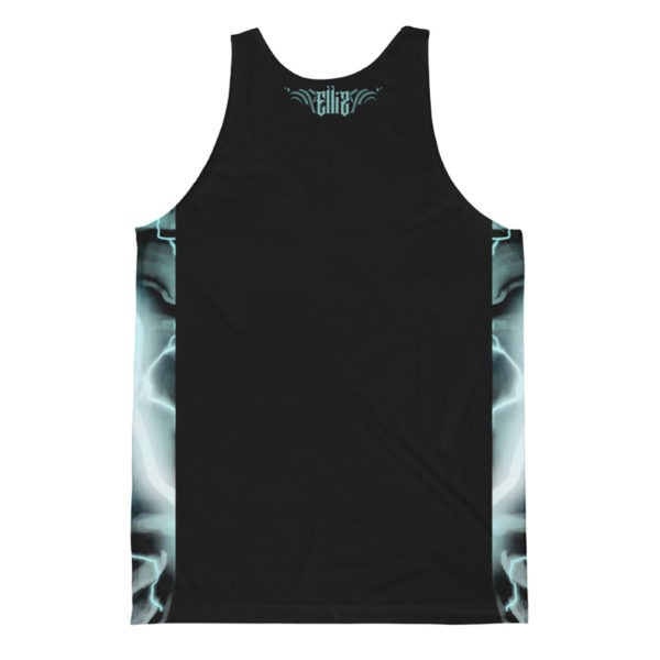 Elliz Clothing Electric Music Horns Sign Fitness jersey