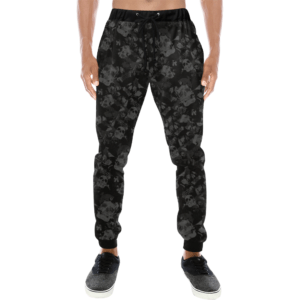 Elliz Clothing mens Skull Camo Casual Baggy pants
