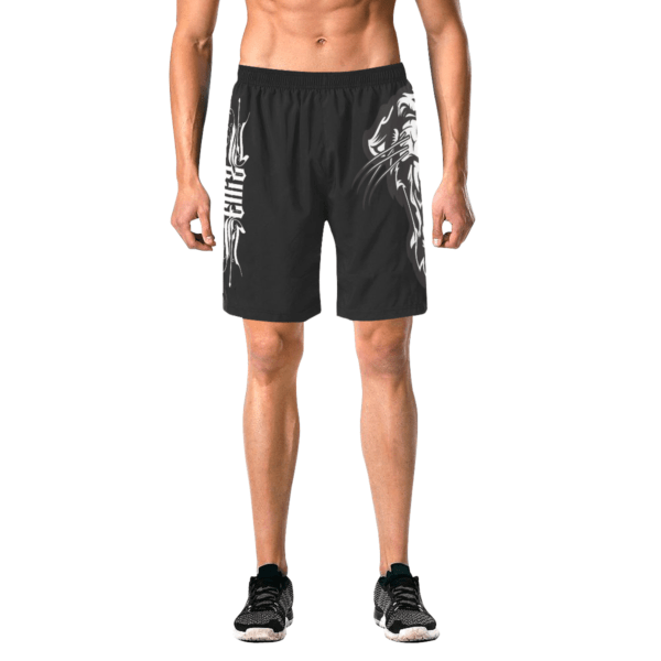 Elliz Black Panther MMA Shorts