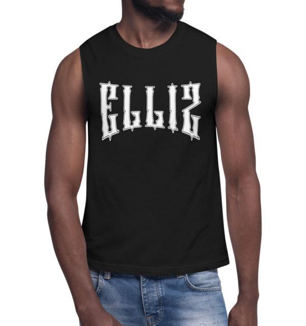 Elliz Clothing Campeão Regata de Músculo